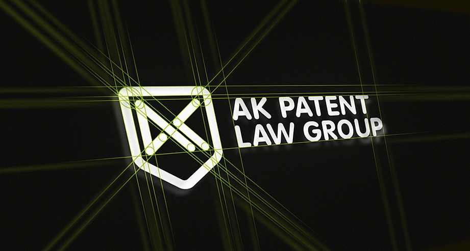 Логотип AK PATENT LAW GROUP